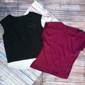The Limited Blouse Short Sleeve Bundle Lot